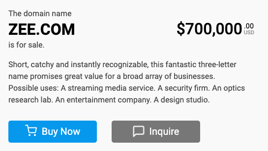 Zee.com